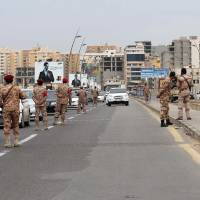 Libyan military sweeps into Tripoli to drive out militiamen