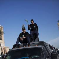 Following public pressure, Libyan militias pull fighters out of Tripoli