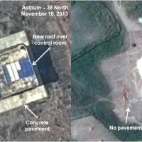 Institute says North Korea has resumed work at missile launch site