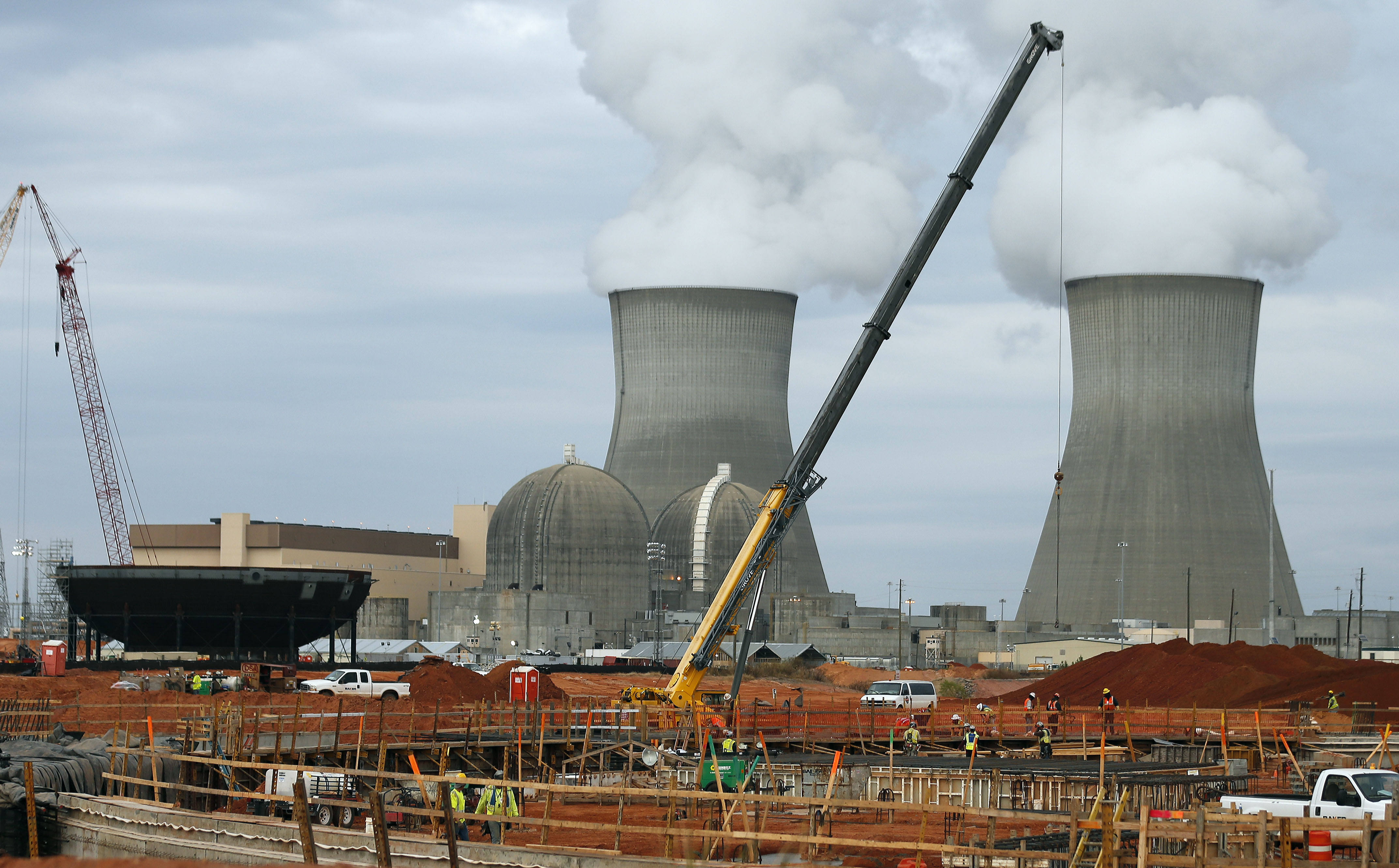 a New Reactor at The Plant