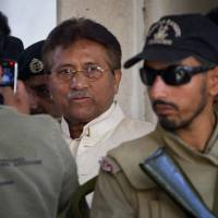 Pakistan declares it will try former military ruler Musharraf for treason