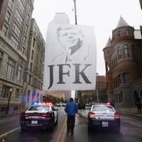 U.S. marks 50th anniversary of JFK assassination