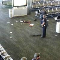 Shooter kills TSA agent in LAX spree