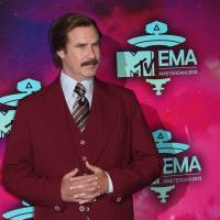 Kind of a big deal: Emerson College to name school after 'Anchorman' character