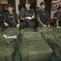 227 million meth pills seized in Asia in '12: U.N.