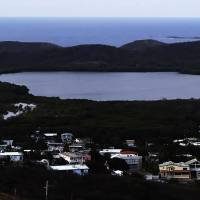 Puerto Rico's glowing lagoon goes nearly dark