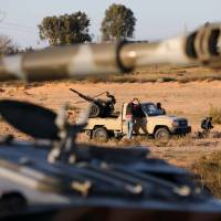 Top Libyan intelligence official abducted in wake of deadly clashes