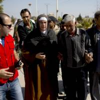 Nun emerges as power broker in civil war-hit Syria