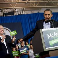 U.S. health care law shapes Virginia gubernatorial race