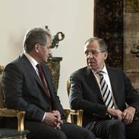 Egypt not shifting allegiance from U.S. to Russia: foreign minister