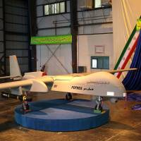 Iran claims to make drone with range of 2,000 km