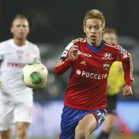 CSKA chief slams Milan over Honda approach