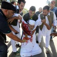Fresh anti-militia clashes in Libyan capital see death toll top 40