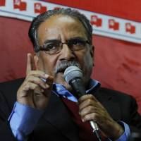 Nepal Maoist chief alleges election fraud after losing seat