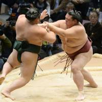 Kisenosato primed for yokozuna promotion bid