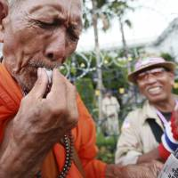 Thai demonstrators enter more ministries, vow nationwide protests