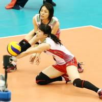 Ishii guides Japan volleyball squad to four-set triumph over Russia