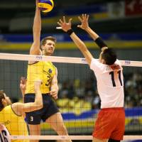 Brazil spikers deliver strong performance in three-set triumph over Japan