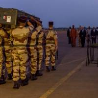 Mali arrests suspects in journalists' murder