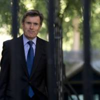 Spy vs. spy: The head of Britain's MI6 Secret Intelligence Service, John Sawers, arrives for a national security meeting Aug. 28 on the situation in Syria at Downing Street in London. The heads of Britain's intelligence agencies will for the first time give public and televised testimony to U.K. lawmakers. | AP