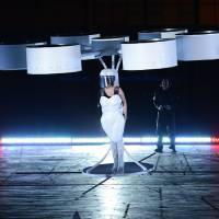 'Artpop' or flop? Lady Gaga goes aloft for launch