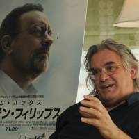 Director Paul Greengrass | satoko kawasaki