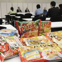 Maruha unit searched amid recall of frozen food triggered by pesticide