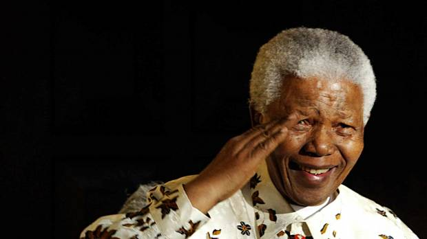 Nelson Mandela, ex-president of South Africa, dead at 95