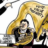 Tuba Vote Disparity