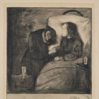 'The 150th Anniversary: The Prints of Edvard Munch from the National Museum of Western Art, Tokyo'