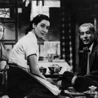 Family ties: Directors have voted Yasujiro Ozu's 1953 movie 'Tokyo Story' the greatest film of all time. | KYODO