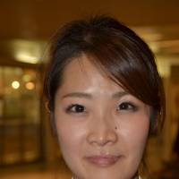 Kae Sato, Bar staff, 27 (Japanese): Given the chance, I would cancel the consumption tax altogether — even if only for one day — because it would give a boost to the economy, and we would see an increase in purchases and spending by way of rush buying. Everyone would be happy and it would boost the economy for a day.