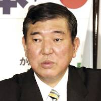 Secrecy law protests 'act of terrorism': LDP secretary-general