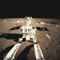 China manages soft landing on moon