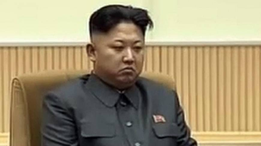 Solemn day: North Korean leader Kim Jong Un attends an event to mark the second anniversary of the death of his father, Kim Jong Il, in Pyongyang on Tuesday.