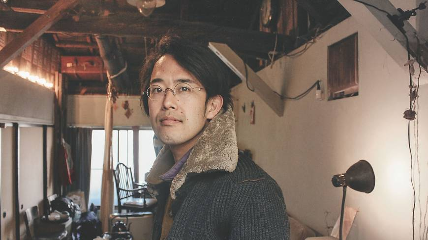Carving out a community: 'The city is always telling us it's dangerous, but we already know,' says Daiki Goto, 34. 'Everyone is aware of it, so we protect each other, we look out for one another.'