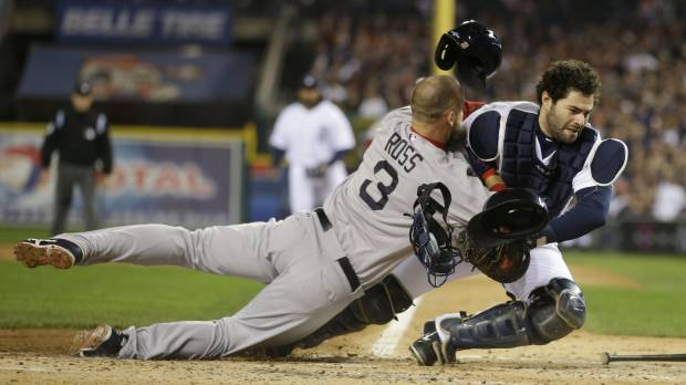 MLB floats plan to ban home-plate collisions