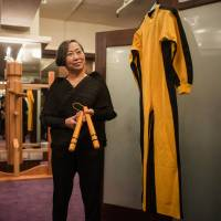 Bruce Lee's yellow jumpsuit up for auction