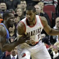 Aldridge stars in Blazers win