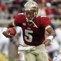 More accolades: Florida State QB Jameis Winston, winner of the Heisman Trophy, has been voted AP's player of the year. | AP