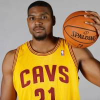 On the way out: The Cleveland Cavaliers appear to be finished with center Andrew Bynum, who has played inconsistently and shown a poor attitude this season. | AP