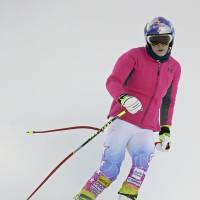 Vonn putting off knee surgery with Olympics looming