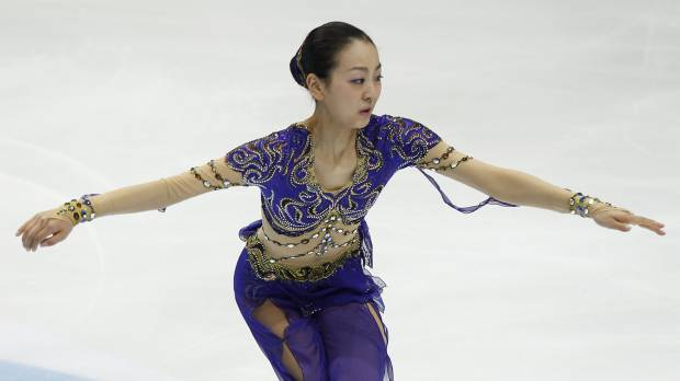 Mao has much at stake in Grand Prix Final in Fukuoka