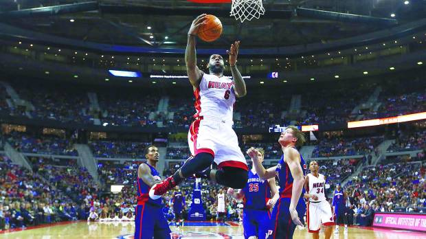 Heat take revenge on Pistons, prepare to face Pacers
