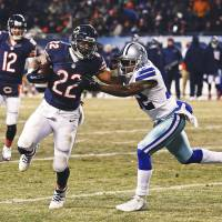 Bears dominate Cowboys