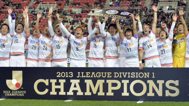 Sanfrecce defend J. League crown