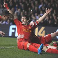 Liverpool gives Suarez new deal