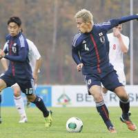 Japan to contend with solid trio at World Cup