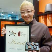 Top chocolatier goes all in on Japan confectionery