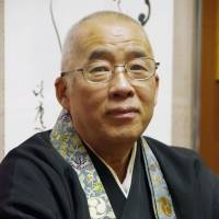 Monk spends three decades in Kukai's wake